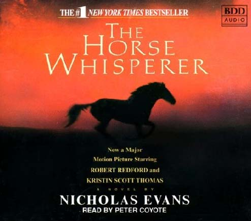 a literary analysis of the horse whisperer by nicholas evans